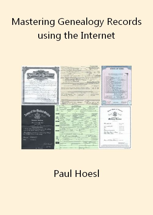 eBook: Mastering Genealogy Records using the Internet