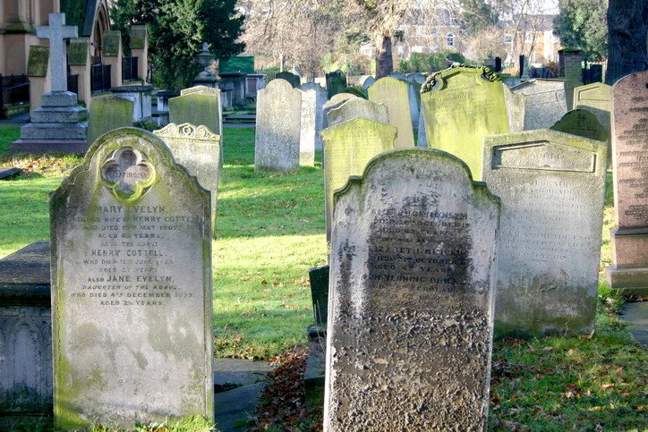 Get help with cemetery research and finding your ancestors through family history search.